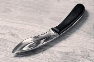 Нож «Ira Domini Nerevar»