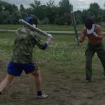 Змагання з паличного бою